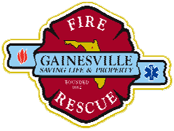 """Fish Fry - Gainesville Fire Rescue """"Get Alarmed"""" Program"""