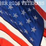 DECEMBER 2016 VETERANS UPDATE